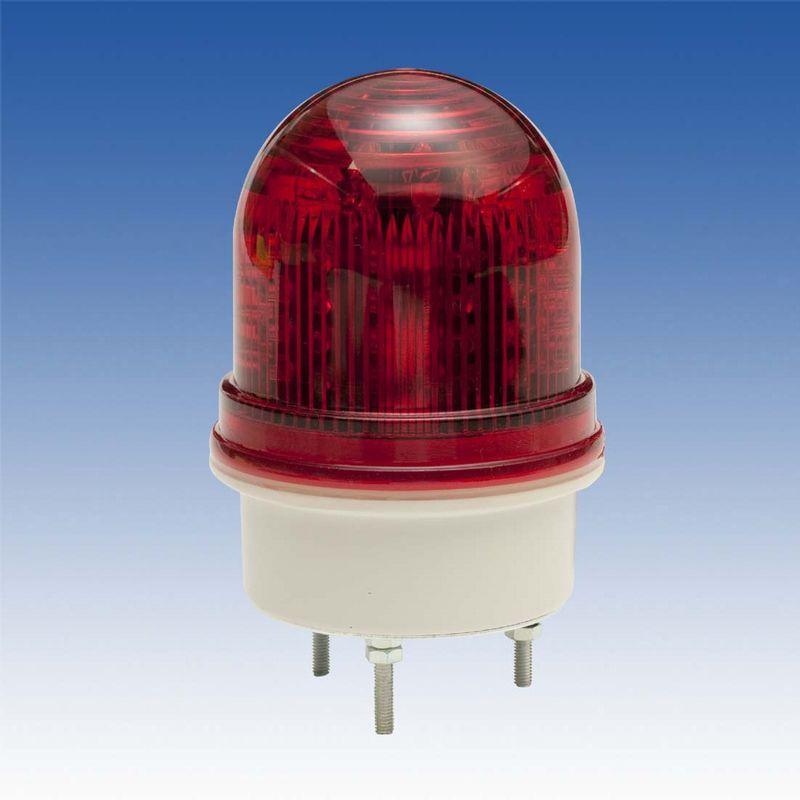 LED 小型 回転灯 【KLE-180R】 TAKEX/竹中エンジニアリング