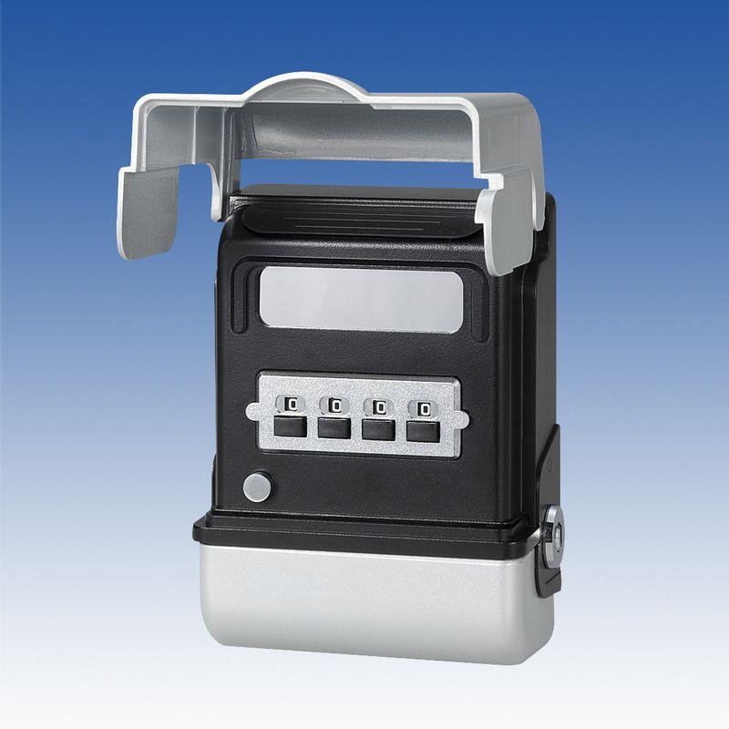 キーポスト キーボックス カードボックス(カードの収納も可能)KT-40TAKEX/竹中エンジニアリング