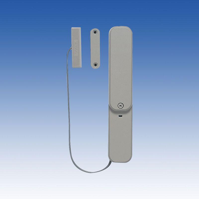 小電力型ワイヤレスシステム 送信機シリーズ マグネットスイッチ送信機 グレー 竹中エンジニアリング 贈与 高級品 TXF-115CL TAKEX