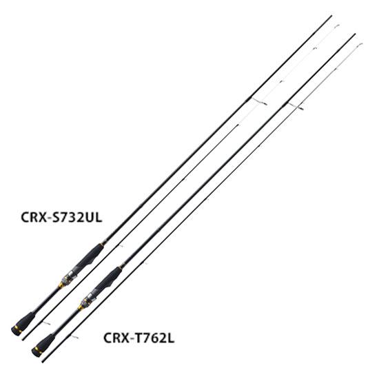 メジャークラフト NEWクロステージ メバルシリーズ CRX-S792ULSOLID TIP