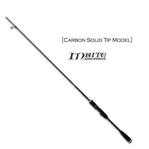 【お買い物マラソン】 TICT(ティクト) インバイト(INBITE) カーボンソリッドティップモデル IB710-CS