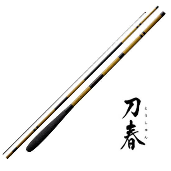 【お買い物マラソン ポイント最大44倍】 シマノ(Shimano) 刀春 (とうしゅん) 17 /ヘラ釣り ヘラ竿