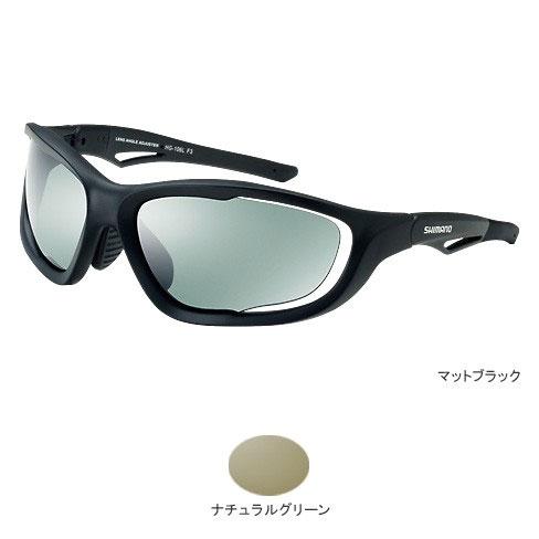 シマノ 撥水レンズ交換式フィッシンググラス S60X PC マットタイタニウム
