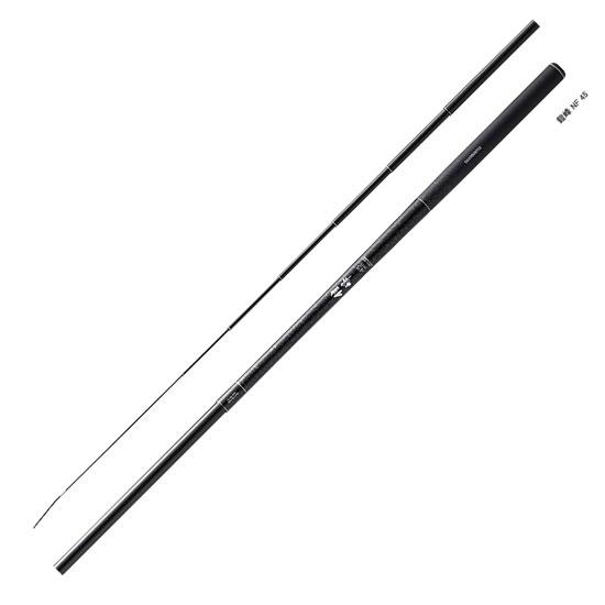 【お買い物マラソン】 シマノ(Shimano) 鎧峰(がいほう)NF 45 /渓流釣り 渓流竿