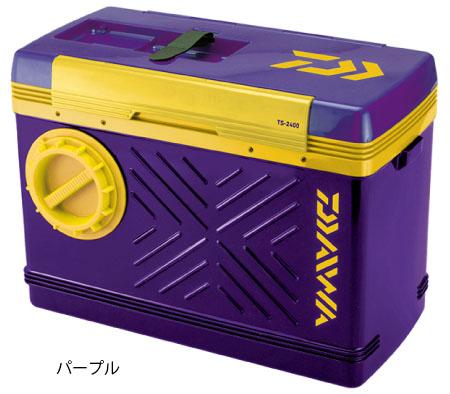 ダイワ(Daiwa) 友カンTS-2400 パープル /鮎釣り 友缶