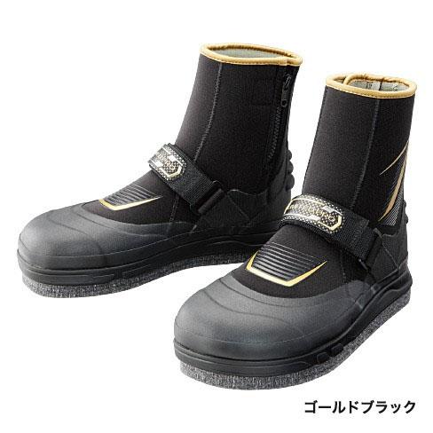 シマノ(Shimano) LL リミテッドプロ・ジオロック シマノ(Shimano)・3DカットフェルトAYUタビ (中丸先ワイド) ゴールドブラック LL, デジ倉:dbf536fa --- rakuten-apps.jp