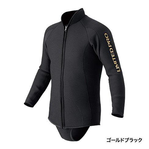 シマノ(Shimano) リミテッドプロ・ガードジャケット HD ゴールドブラック LL