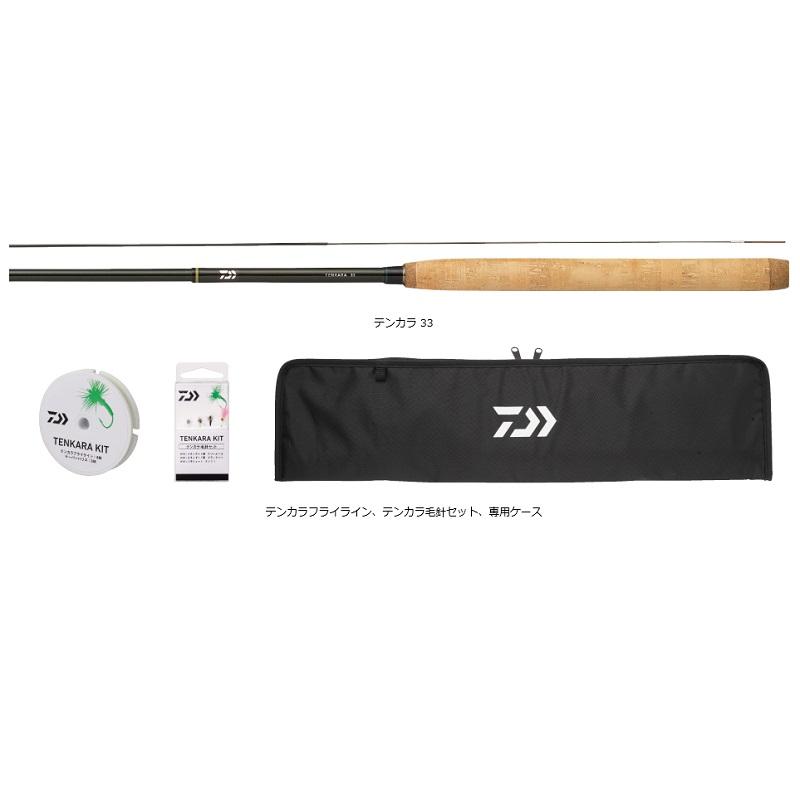 【スーパーセール】 ダイワ(Daiwa) テンカラキット テンカラ36