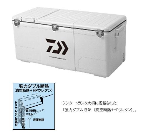 【お買い物マラソン ポイント最大44倍 ホワイト】 3500WD(35L) ダイワ(Daiwa) NSシンクートランク大将2 3500WD ホワイト ホワイト ホワイト 3500WD(35L), 自然の美味しさお届け便:090b32cc --- officewill.xsrv.jp