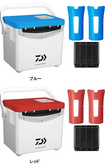 【お買い物マラソン】 ダイワ(Daiwa) クールラインα GU1000X ライトソルト ブルー GU1000X LS