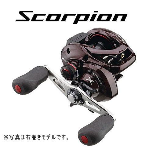 シマノ(Shimano) スコーピオン 201HGLEFT /バス ベイトリール