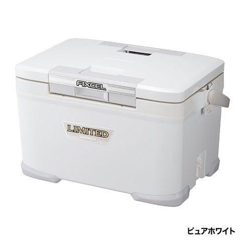 シマノ(Shimano) フィクセル・リミテッド 300 ピュアホワイト 30L 【お買い物マラソン ポイント最大44倍】