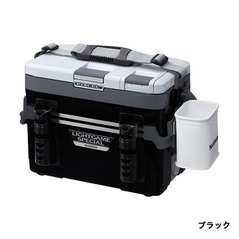 シマノ(Shimano) LF-L12N フィクセルライトゲーム スペシャル 120 ブラック 12L /クーラーボックス