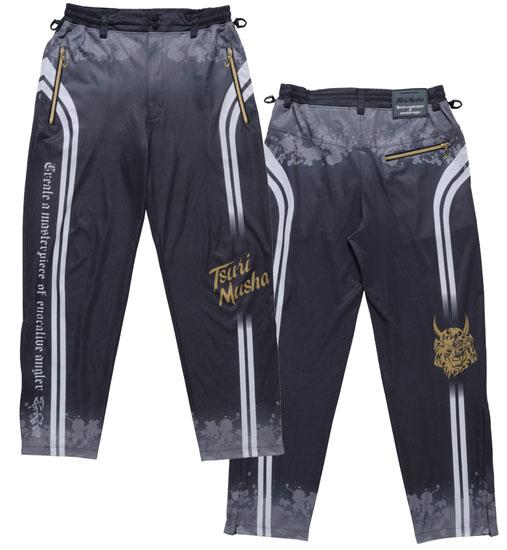 【お買い物マラソン】 釣武者 ネオ・インパクトクールパンツ ブラック M