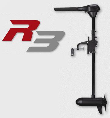 モーターガイド R3シリーズ R3-55HTV-36 / エレキ モーターガイド