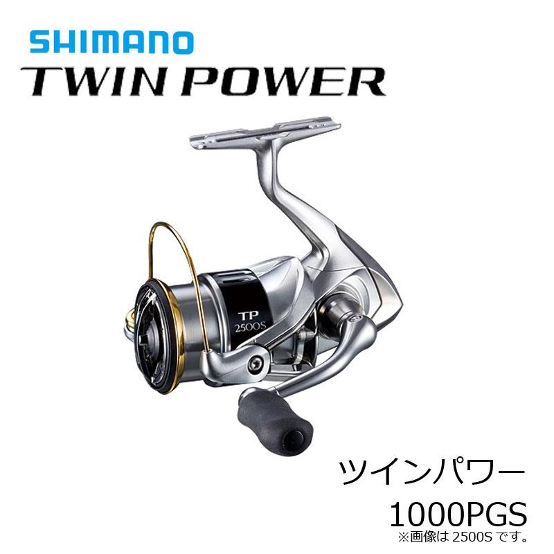 シマノ(Shimano) ツインパワー 1000PGS 1000PGS /スピニングリール