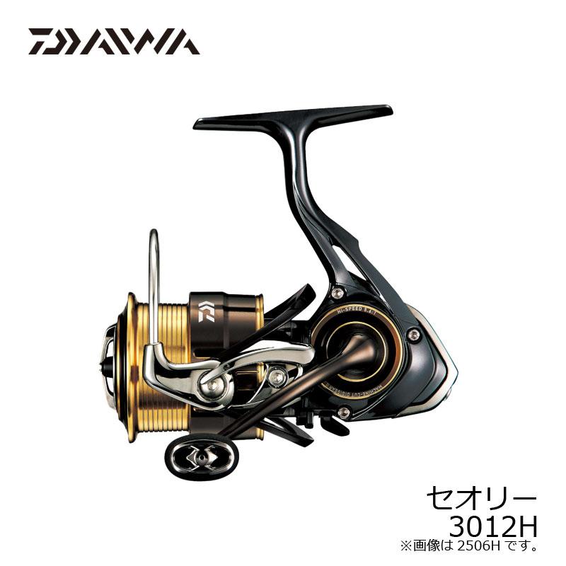 ダイワ(Daiwa) セオリー 3012H /スピニングリール