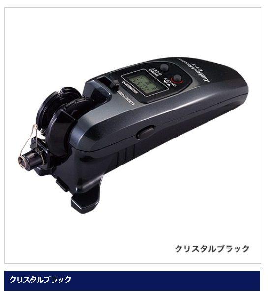 シマノ(Shimano) レイクマスターCT-T クリスタルブラック【ワカサギ】 /わかさぎ釣り 小型電動リール