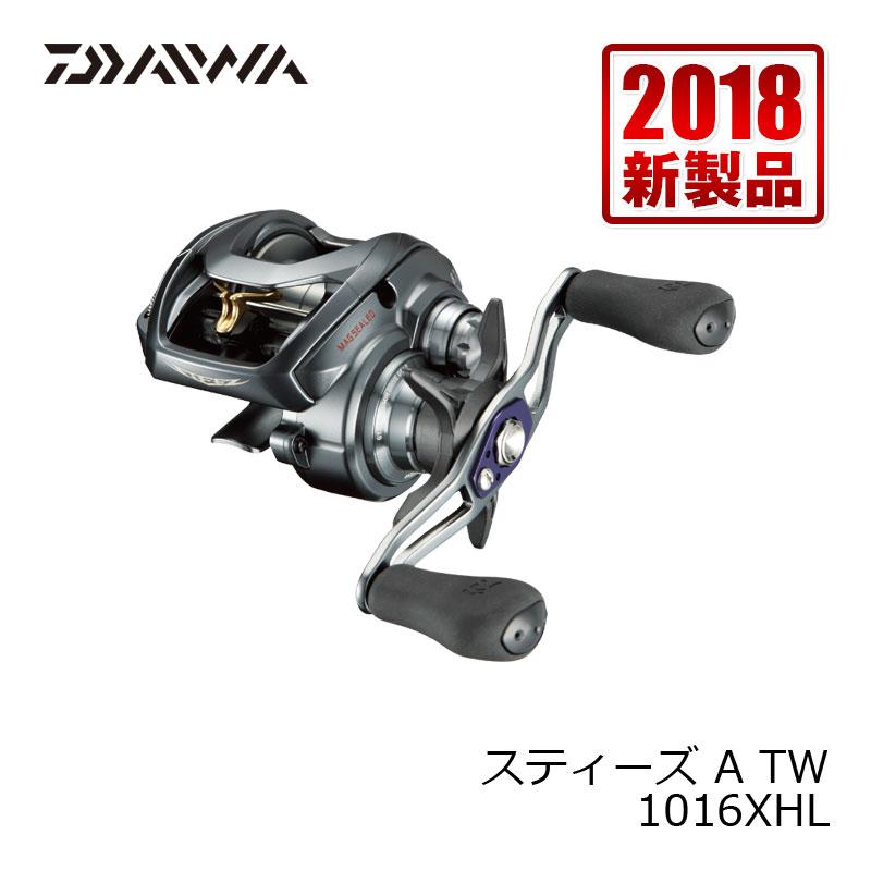 ダイワ(Daiwa) スティーズ A TW (STEEZ A TW) 1016XHL /ベイトリール 左ハンドル