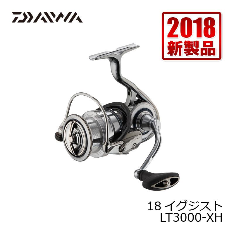 ダイワ(Daiwa) 18イグジスト (EXIST) LT3000-XH /スピニングリール