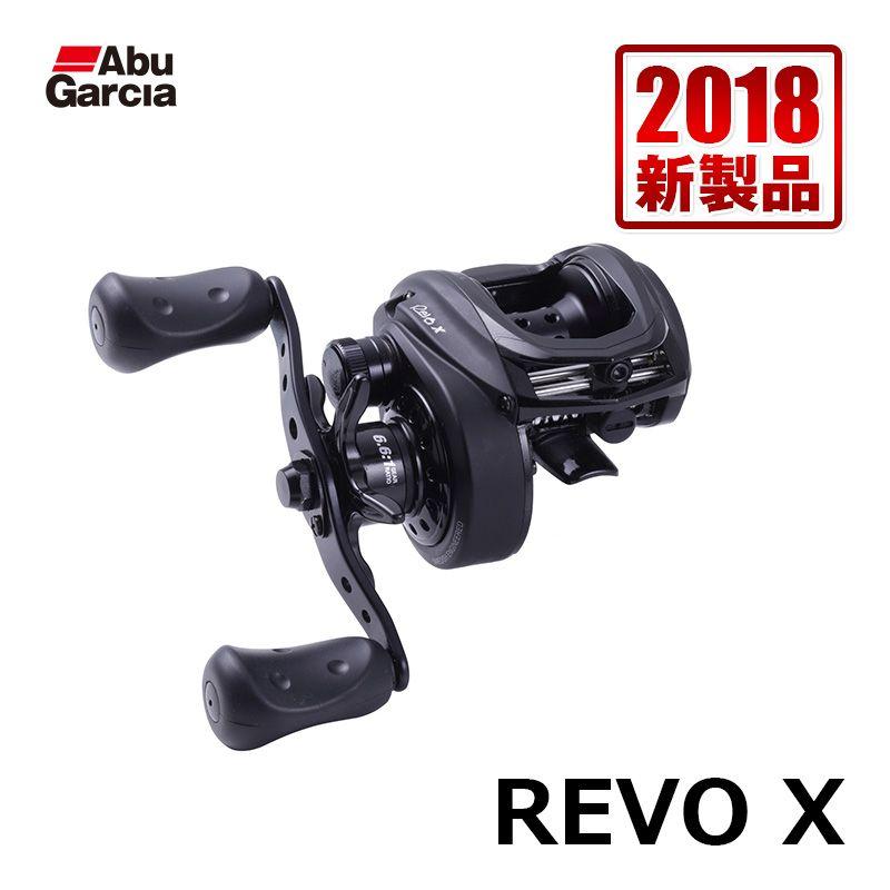 アブ REVO X(右ハンドル) / アブガルシア リール