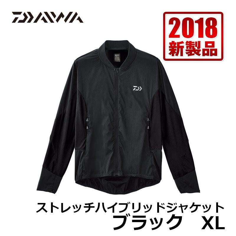 ダイワ(Daiwa) DJ-35008 ブラック XL /ウェア
