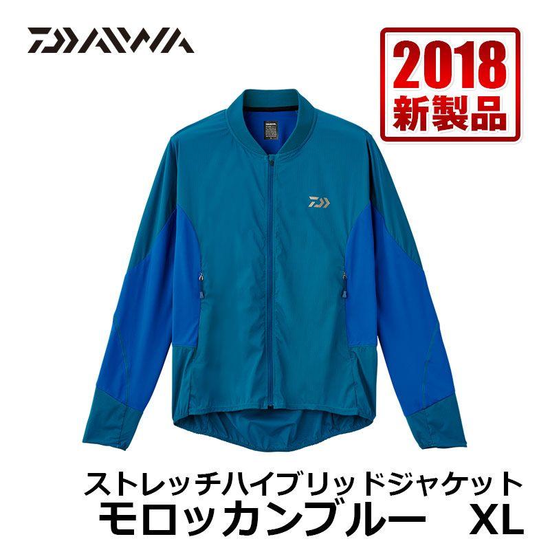 ダイワ(Daiwa) DJ-35008 モロッカンブルー XL /ウェア