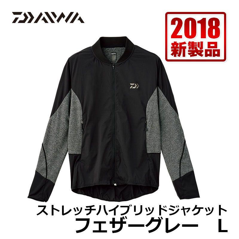 ダイワ(Daiwa) DJ-35008 フェザーグレー L /ウェア