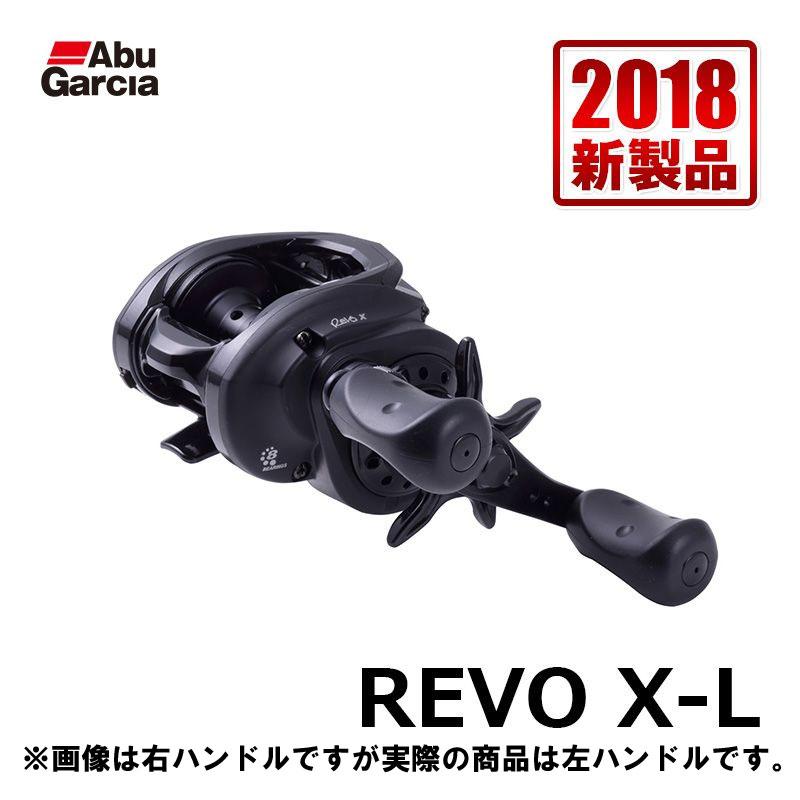 【お買い物マラソン ポイント最大44倍】 アブ REVO X-L(左ハンドル) / アブガルシア リール