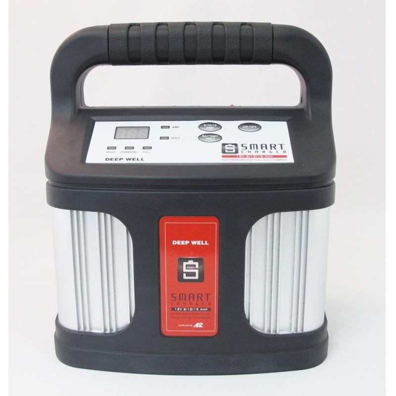 DEEP WELL DEEP WELL スマートチャージャー 充電器 DW-15S / ディープウェル チャージャー 【キャッシュレス5%還元対象】