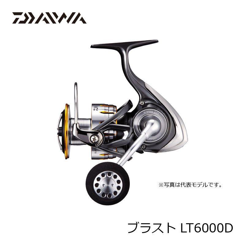 【お買い物マラソン】 ダイワ(Daiwa) 18 ブラスト LT 6000D / ジギング リール スピニング