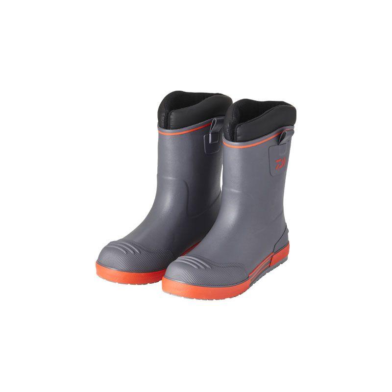 オリジナル ダイワ WD-2401 WD-2401 ウインターラジアルデッキブーツ グレー S(24.5cm)/オレンジ 釣り S(24.5cm)/ 防寒ブーツ 釣り, トウワマチ:4debed03 --- ifinanse.biz