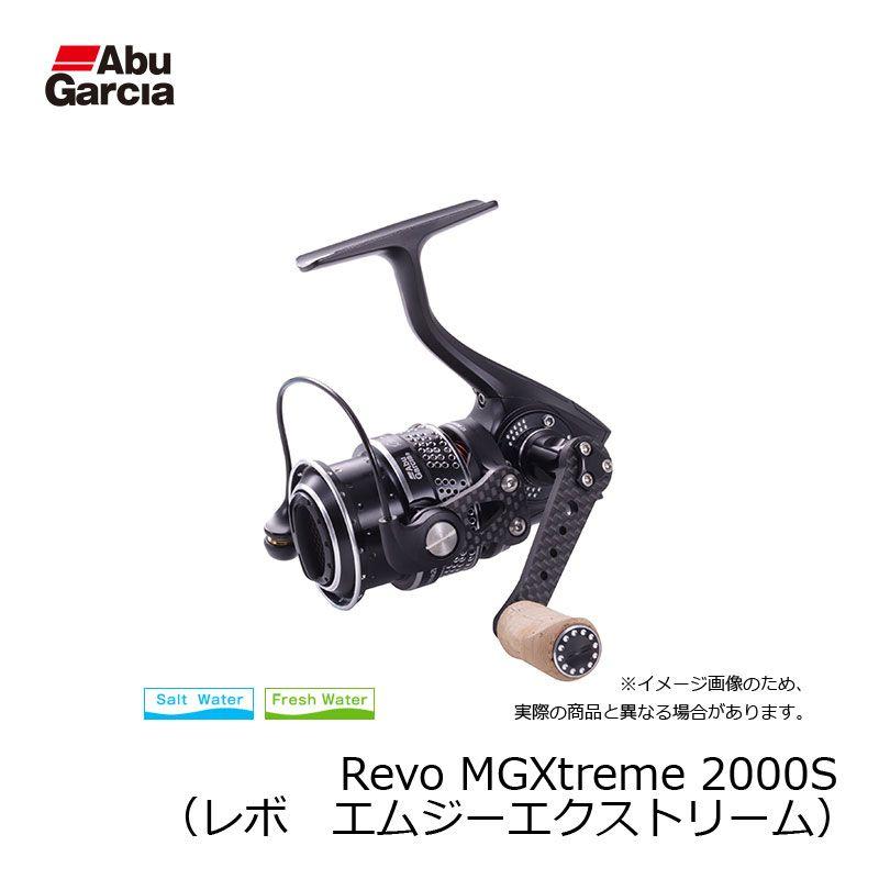 アブ Revo MGXtreme 2000S / アブガルシア スピニングリール