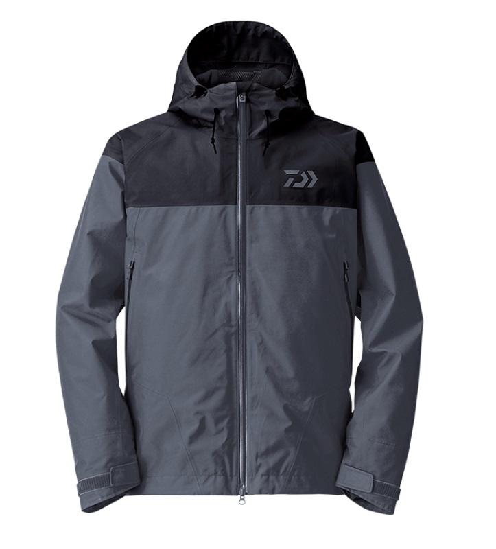 ダイワ DW-15008J ゴアテックス プロダクト ウィンタージャケット ガンメタル M / 釣り 防寒ウェア ジャケット