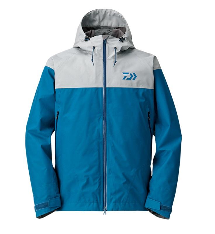 【お買い物マラソン】 ダイワ DW-15008J ゴアテックス プロダクト ウィンタージャケット モロッカンブルー L / 釣り 防寒ウェア ジャケット