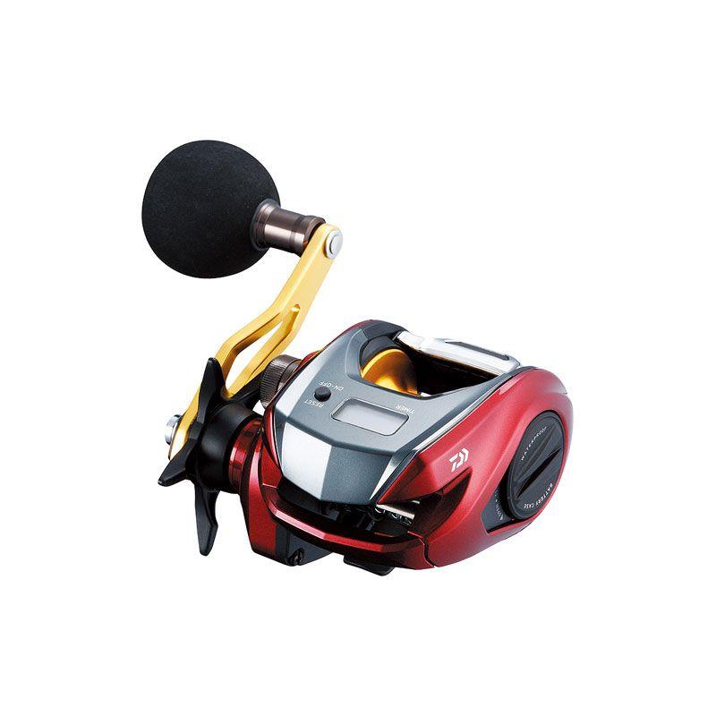 【お買い物マラソン】 ダイワ スパルタン MX IC 200H / 船リール 右ハンドル カウンター付き