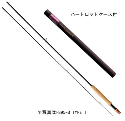 ダイワ(Daiwa) ロッホモア・プログレッシブII F834-3 F834-3
