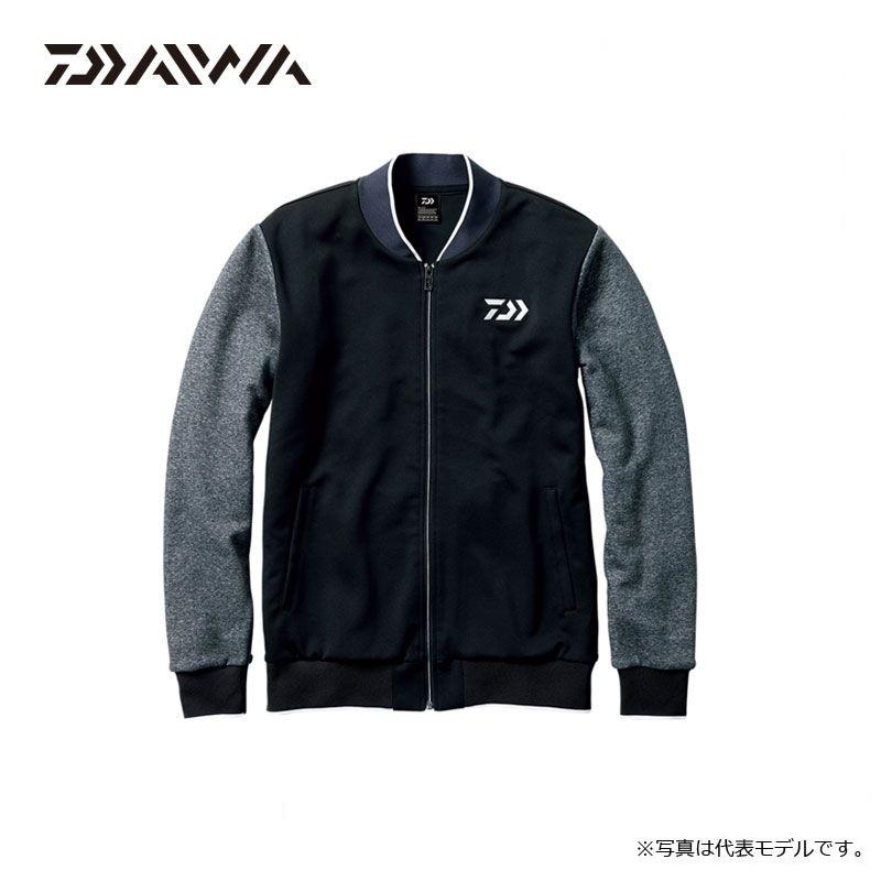 ダイワ(Daiwa) DE-85008J ハイブリッドトラックジャケット ブラック L / 釣り 防寒 ジャケット 【キャッシュレス5%還元対象】