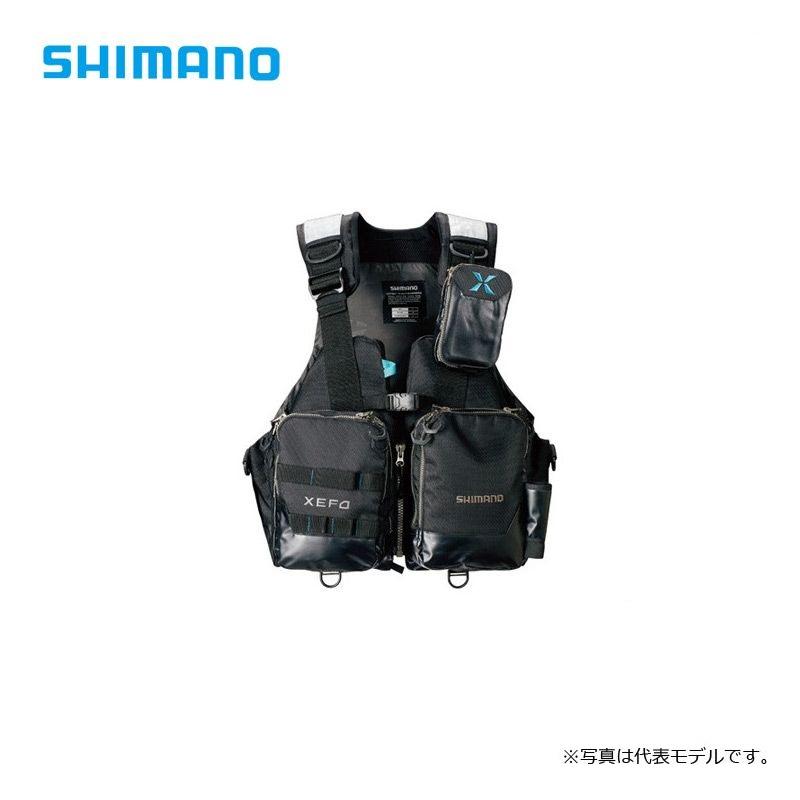 シマノ(Shimano) VF-274R XEFO・アクトゲームベスト ブラック L / シマノ(Shimano) ゲームベスト 釣り 【お買い物マラソン ポイント最大44倍】