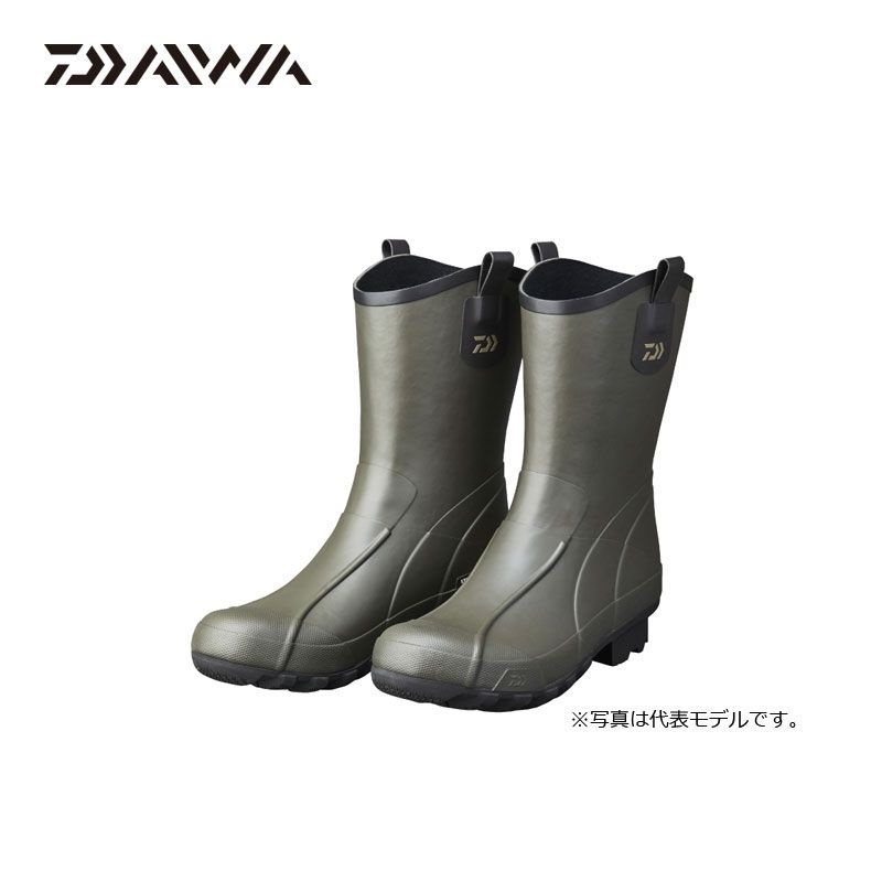 ダイワ(Daiwa) RB-23002-T ダイワタイトフィットラジアルブーツ モスグリーン M 【キャッシュレス5%還元対象】