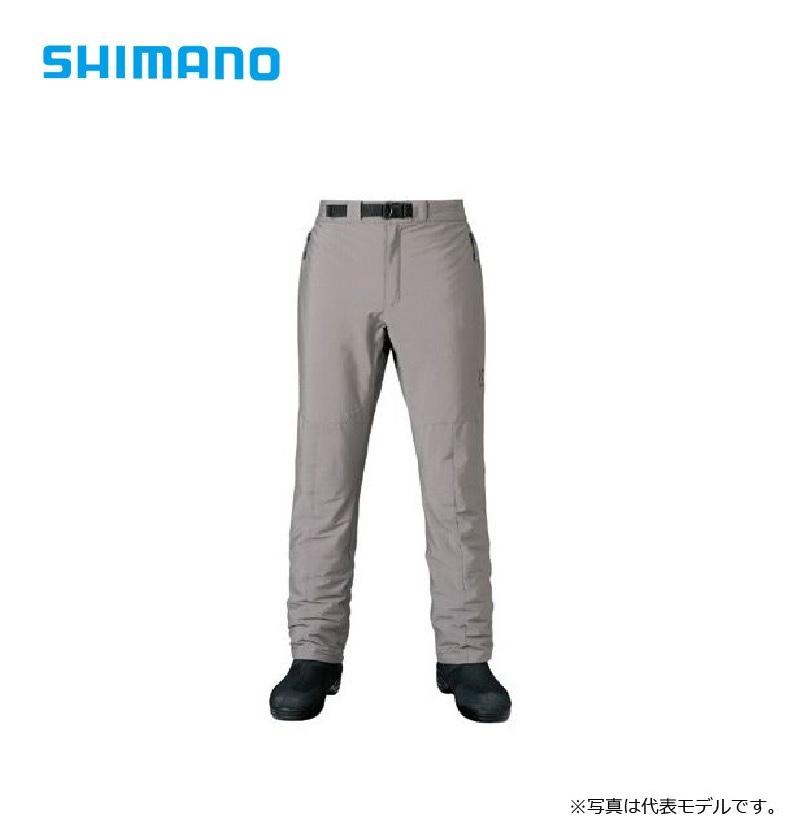 シマノ(Shimano) PA-245R XEFO・ストレッチサーマルパンツ ライトグレー M / 防寒 パンツ 釣り 【お買い物マラソン ポイント最大44倍】