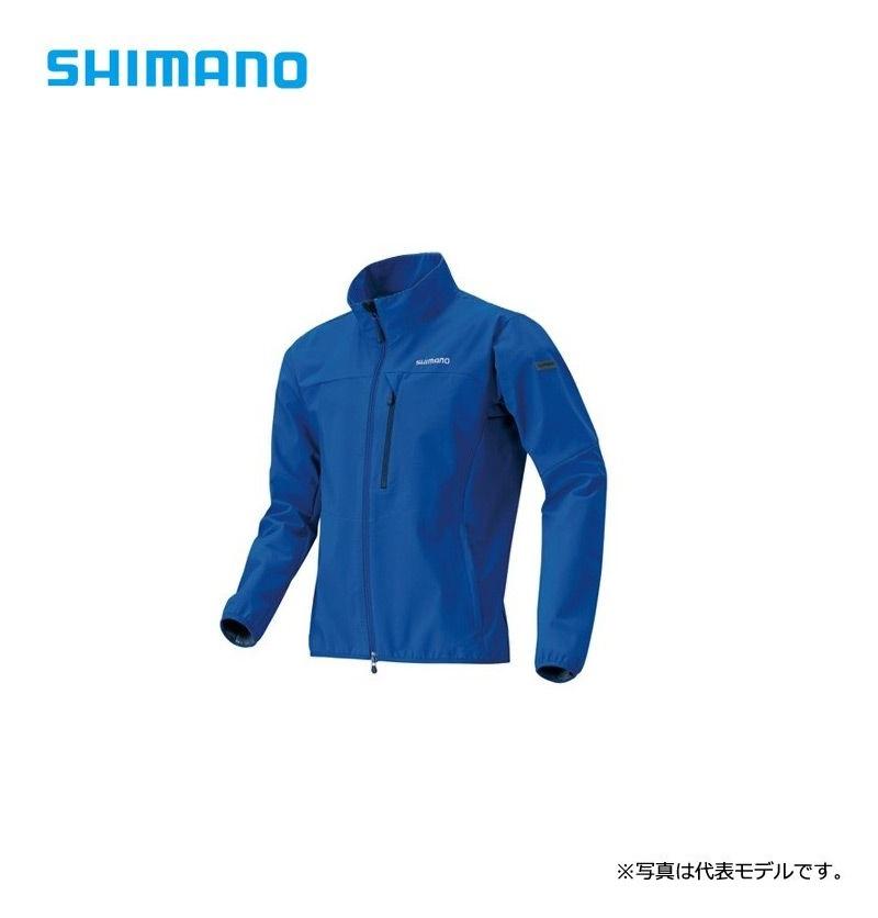 シマノ(Shimano) JA-041Q ストレッチ 3レイヤー ジャケット L ディープネイビー / 防寒 ジャケット 釣り 【お買い物マラソン ポイント最大44倍】