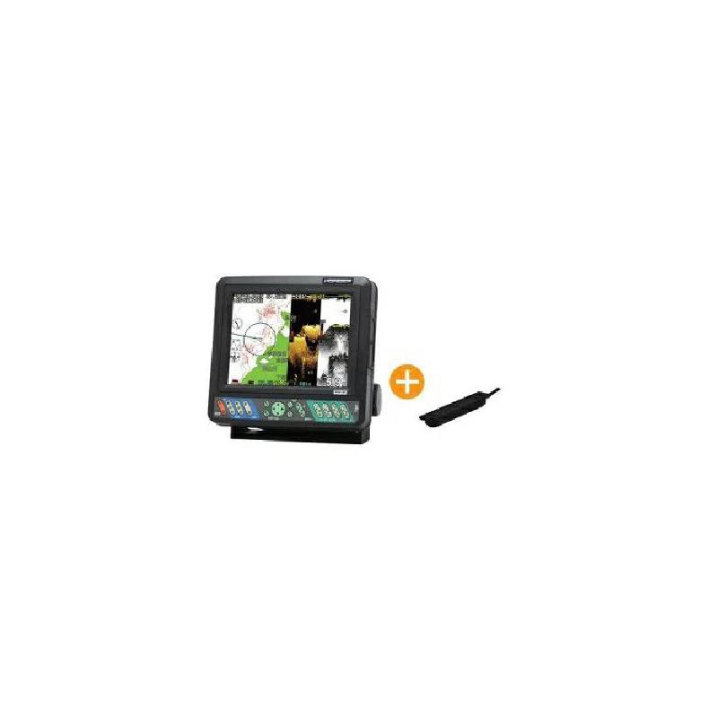 ホンデックス PS-8 WSセット 8.4型GPS魚探 【感謝祭 釣具のFTO】