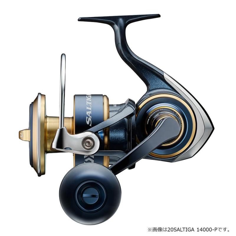 【 新品 】 ダイワ(Daiwa) 20ソルティガ パワーギア 10000-P/ スピニングリール ジギング ジギング パワーギア ローギア /【釣具 釣り具 お買い物マラソン】, マツヤママチ:af3f211d --- bellsrenovation.com