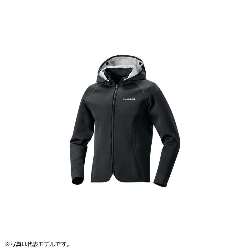 シマノ(Shimano) WJ-086T CRジャケット L ブラック / ウェア ジャケット 防水 保温 【釣具 楽天スーパーセール】