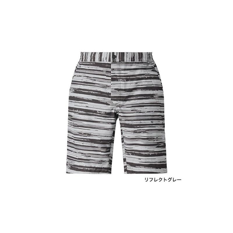 シマノ(Shimano) RA-020T DSショートパンツ L リフレクトグレー / ウェア パンツ 下のみ 【6/30迄 キャッシュレス5%還元対象】