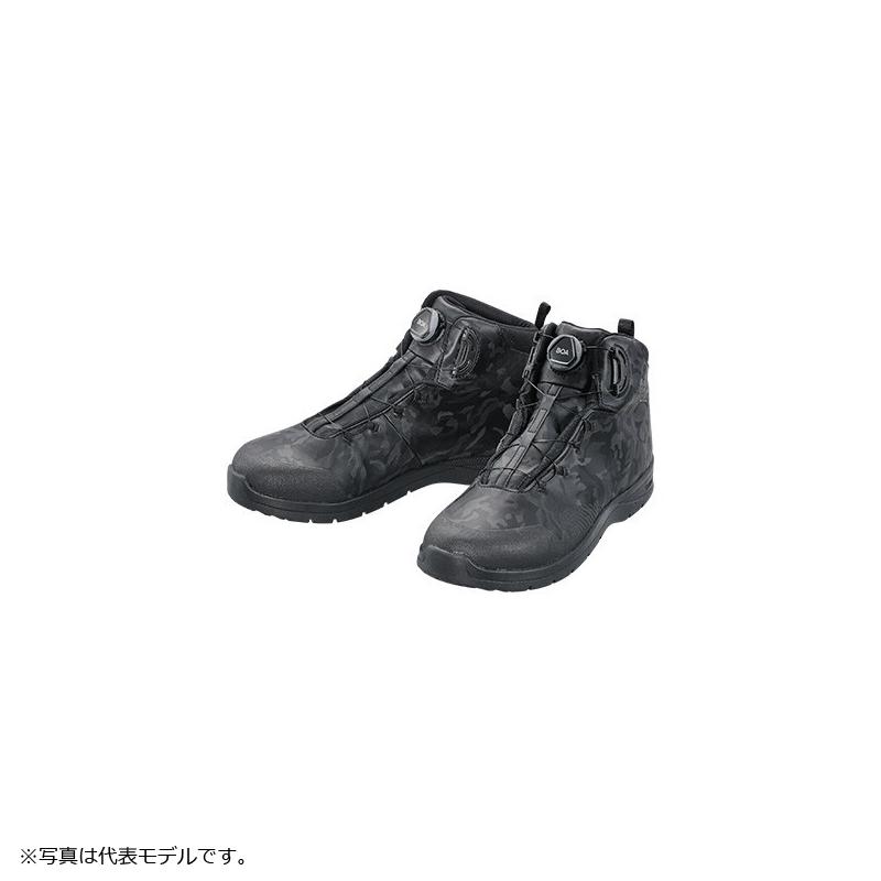 シマノ(Shimano) FH-036T ボートフィットシューズ HW 28.0cm ブラック / 靴 【お買い物マラソン ポイント最大44倍】