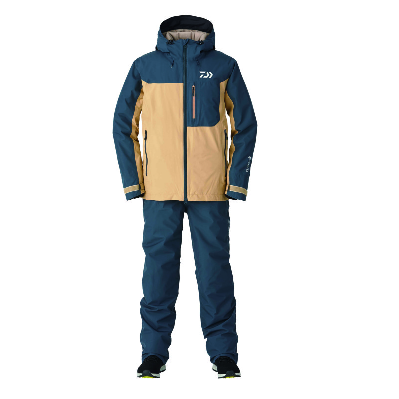 ダイワ(Daiwa) DW-1920 ゴアテックスプロダクトウィンタースーツ XL ブラウン【在庫限り特価】 【釣具 楽天スーパーセール】