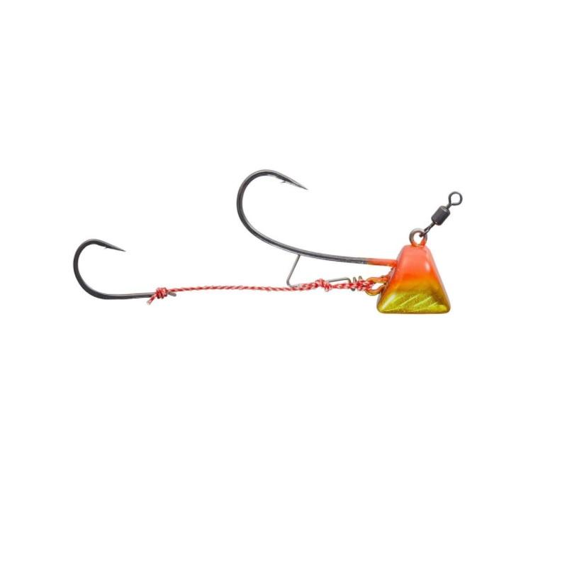 エビをしっかり固定する新型エビロックシステム搭載 ダイワ Daiwa 紅牙タイカブラ TG SS+エビロック 早掛 金 釣り具 スーパーセール 8号 超歓迎された 本物 釣具 アデルオレンジ