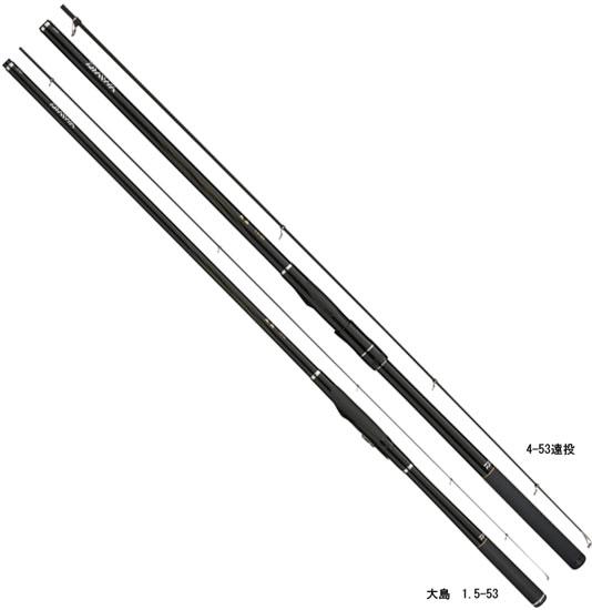 ダイワ(Daiwa) 大島 1.5号-52SMT /磯釣り 磯竿